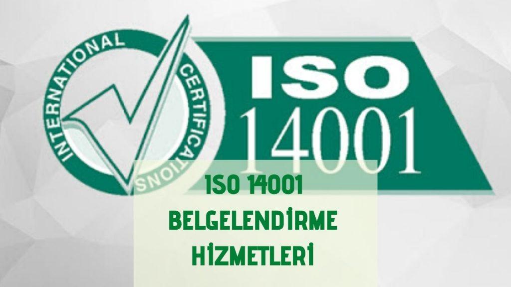 ISO 14001 Belgelendirme Hizmetleri