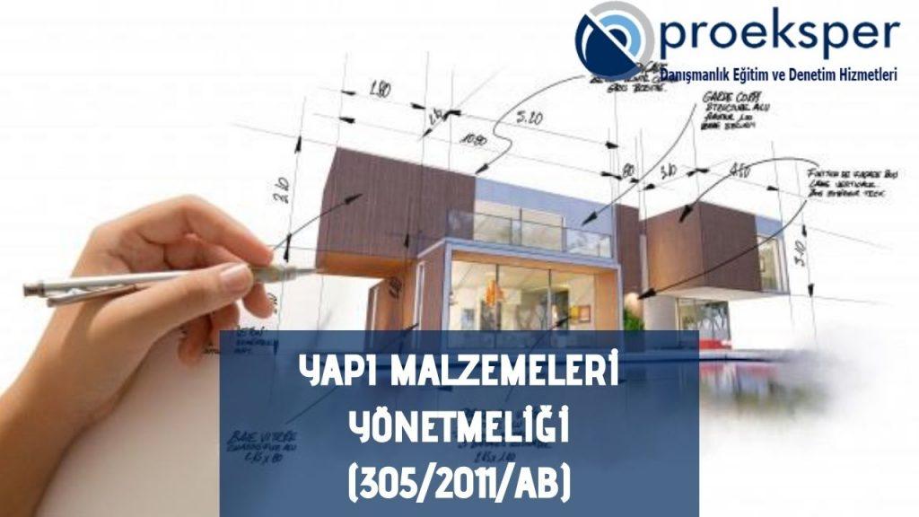 Yapı Malzemeleri Yönetmeliği (305/2011/Ab)