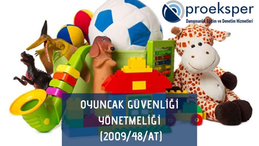 Oyuncak Güvenliği Yönetmeliği ( 2009/48/At )